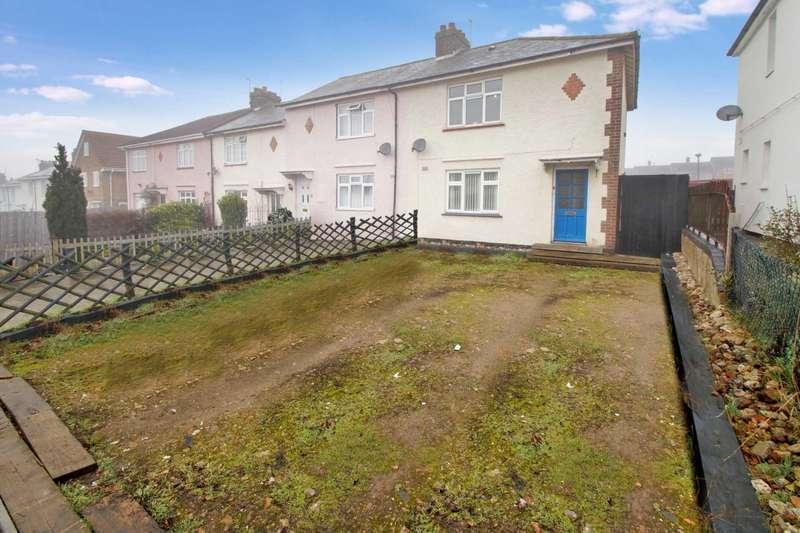 2 Bedrooms End Of Terrace House for sale in Seaton Road, Hemel Hempstead