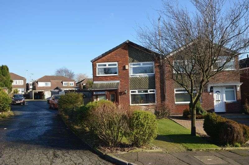 3 Bedrooms Semi Detached House for sale in Hillstone Avenue, Rochdale