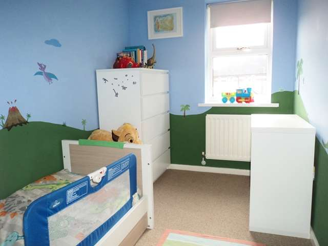 3 Bedrooms Terraced House for sale in Fonthill Place, City Gardens, Cardiff
