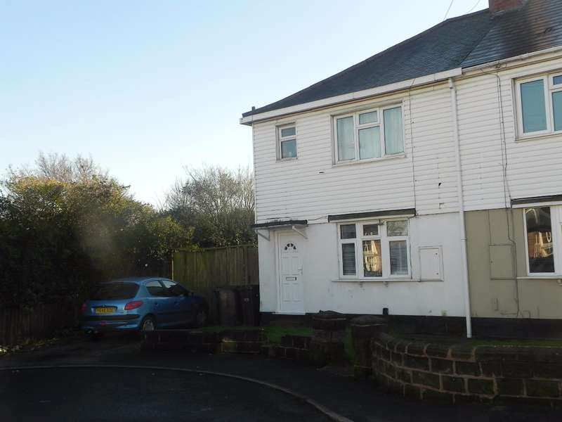 3 Bedrooms Semi Detached House for sale in Bowdler Road, Wolverhampton, WV2 1EN