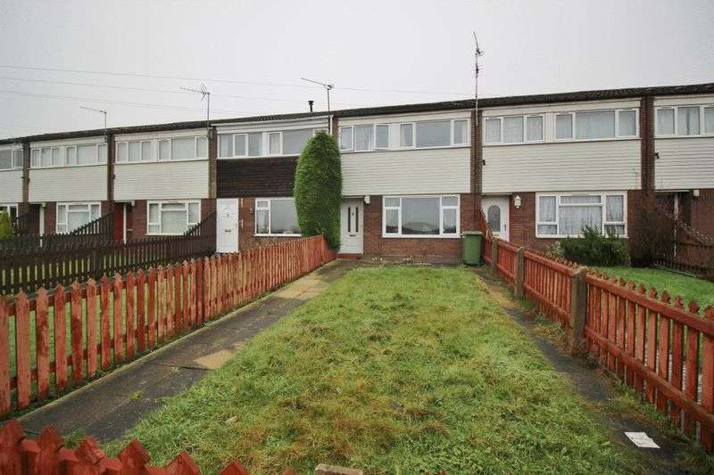 3 Bedrooms Terraced House for sale in Valley Road, New Park Village, Wolverhampton