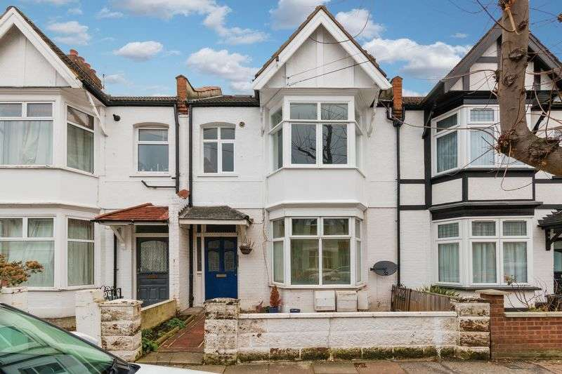 2 Bedrooms Flat for sale in Ribblesdale Road, London