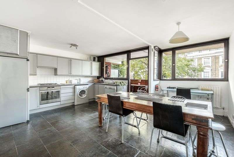 2 Bedrooms Flat for sale in Tachbrook Street, London