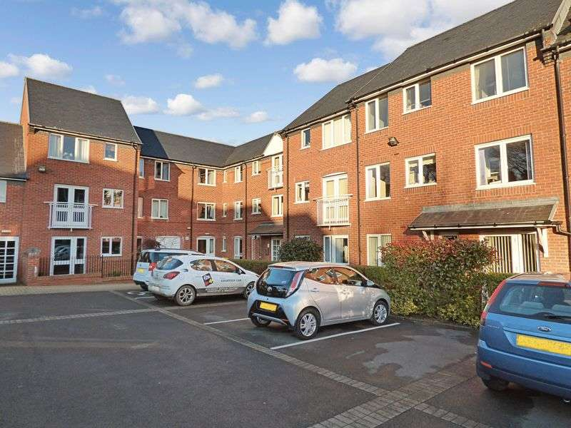 2 Bedrooms Retirement Property for sale in Abraham Court, Oswestry, SY11 2TH