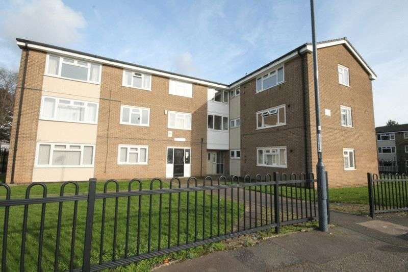 2 Bedrooms Flat for sale in MEATH AVENUE, CHADDESDEN