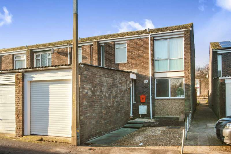 3 Bedrooms End Of Terrace House for sale in Peterswood, Harlow, CM18