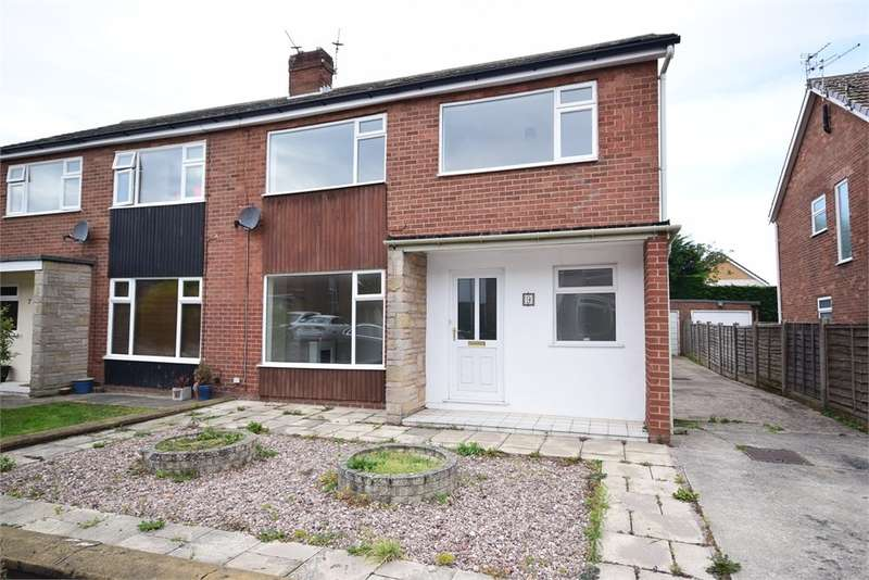 3 Bedrooms Semi Detached House for sale in Settle Place, Lytham St Annes, FY8