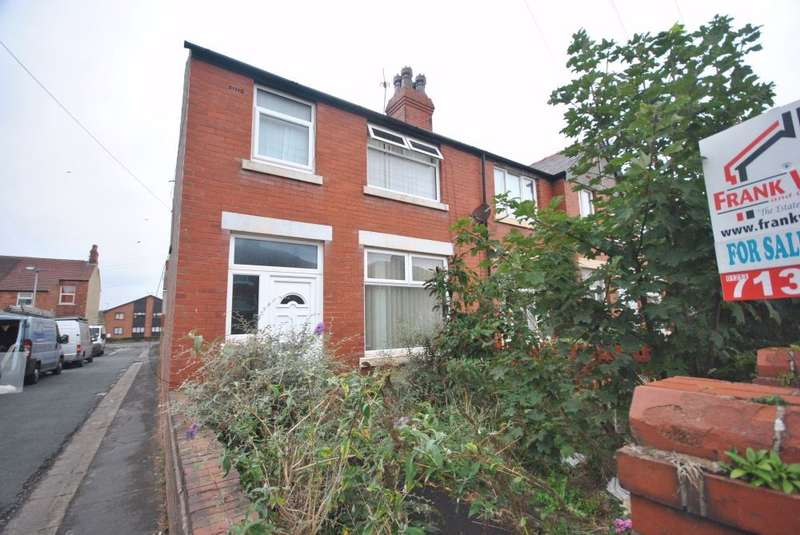 3 Bedrooms End Of Terrace House for sale in Dalton Street, Lytham St Annes, FY8