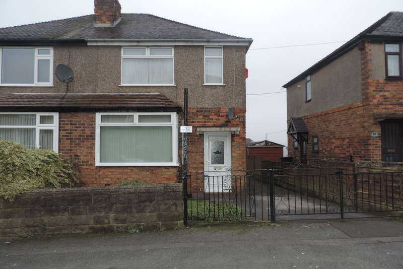 2 Bedrooms Semi Detached House for sale in Oaklands Avenue, Newcastle , Staffordshire