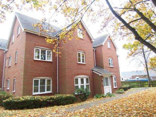 1 Bedroom Apartment Flat for sale in Hickory Close, Walsgrave, Coventry