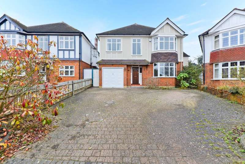 4 Bedrooms House for sale in Cromford Road KT3