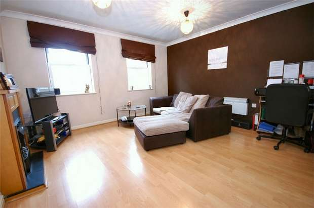 2 Bedrooms Flat for sale in Stafford Keep, Pine Street, Aylesbury, Buckinghamshire