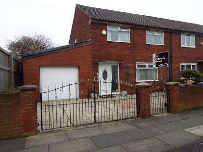 3 Bedrooms End Of Terrace House for sale in Bassenthwaite Avenue, Kirkby, Liverpool, Merseyside, L33
