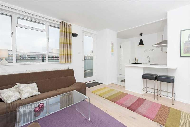 1 Bedroom Property for sale in Chaucer House, Churchill Gardens, Pimlico, London, SW1V
