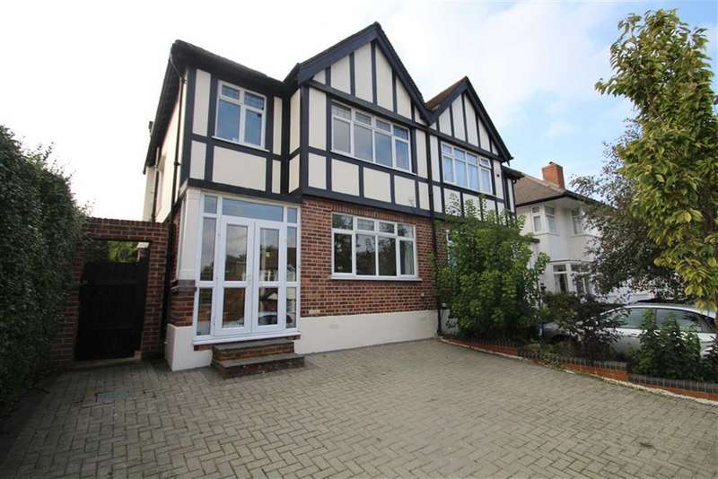 4 Bedrooms Property for sale in Chinnor Crescent, Greenford