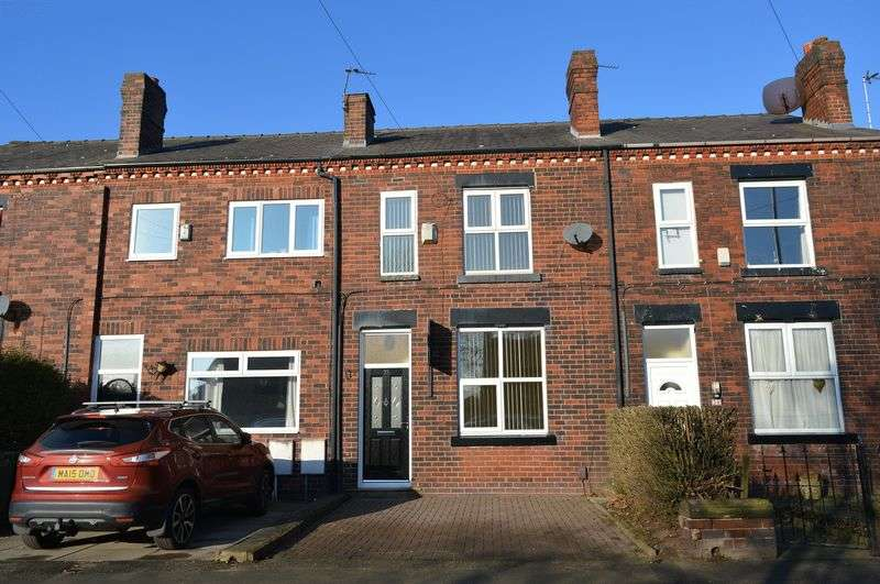 2 Bedrooms Terraced House for sale in Stone Cross Lane North, Lowton, WA3 2SE