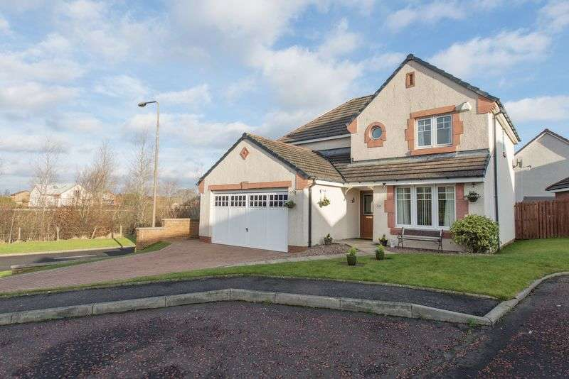 4 Bedrooms Detached House for sale in Murieston Valley, Murieston, EH54 9HB