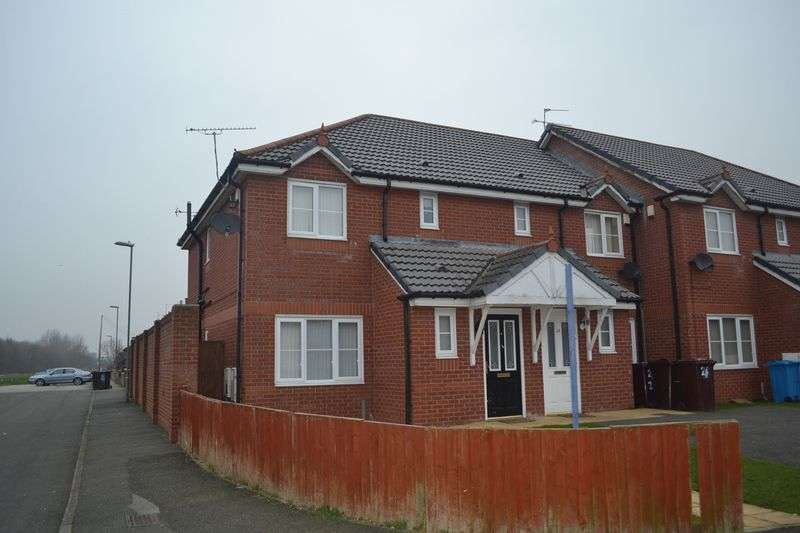3 Bedrooms Terraced House for sale in Newick Road, Kirkby
