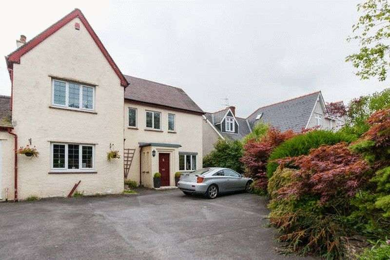 4 Bedrooms Detached House for sale in The Neuk, 43 West Road, Bridgend