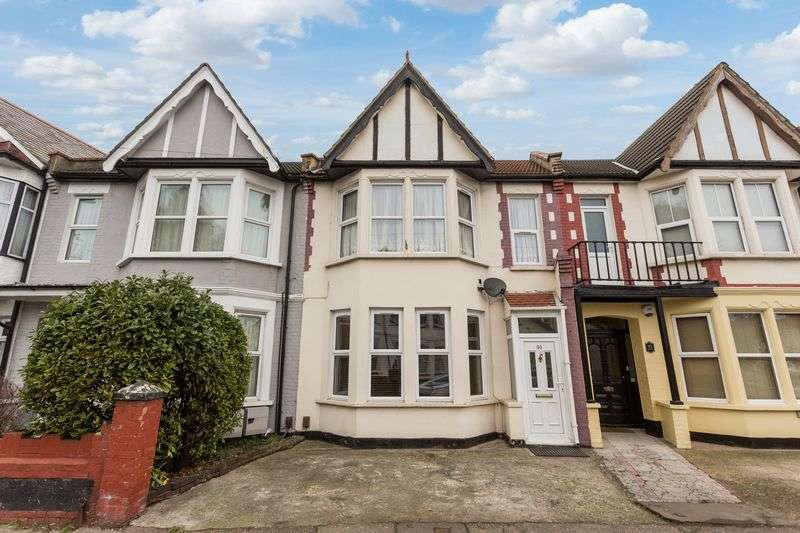 4 Bedrooms Terraced House for sale in West Road, Westcliff-On-Sea