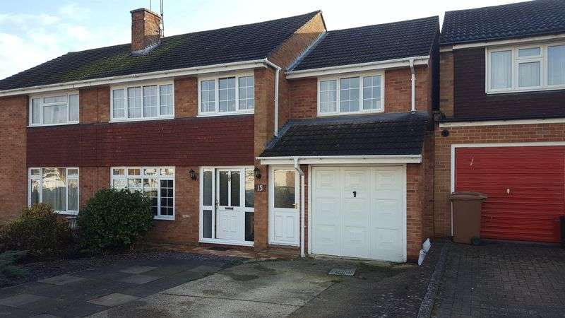 5 Bedrooms Semi Detached House for sale in Caldbeck Drive, Woodley