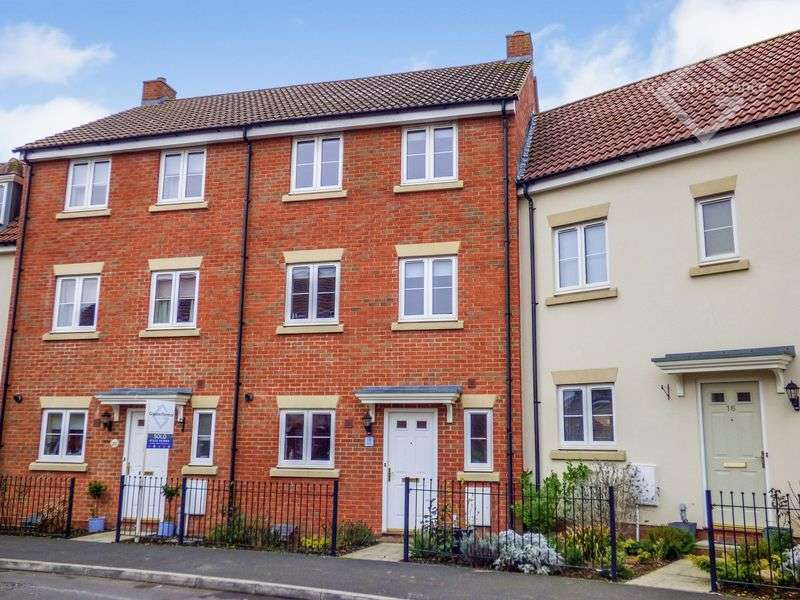 3 Bedrooms Terraced House for sale in Cottles Barton, Staverton