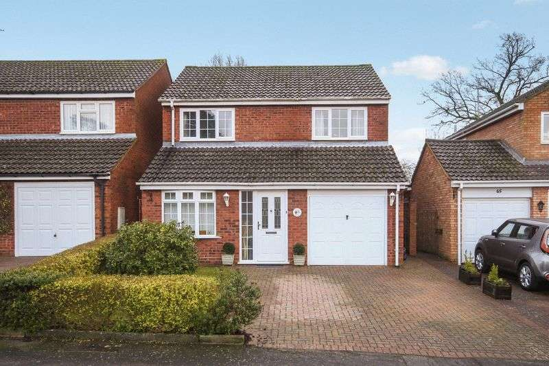 3 Bedrooms Detached House for sale in Hunting Gate, Hemel Hempstead