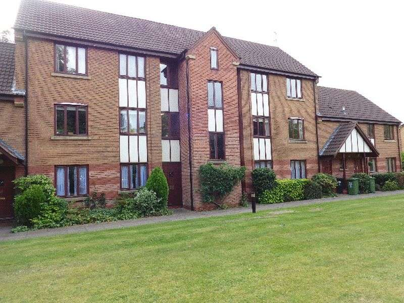 1 Bedroom Flat for sale in Trinity Grange, Kidderminster DY10 2BJ