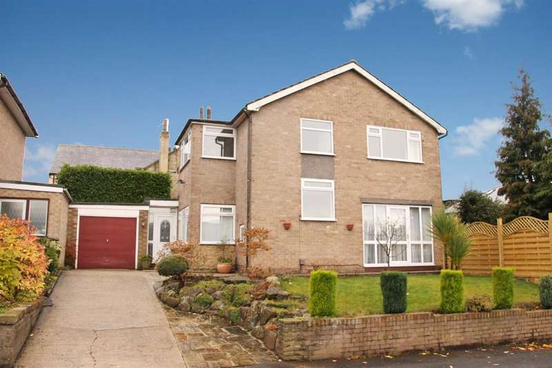 3 Bedrooms Detached House for sale in Norwood Close, Knaresborough, HG5 0NN