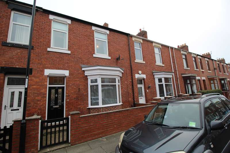 4 Bedrooms Terraced House for sale in Bede Street, Roker, Sunderland, SR6 0NS