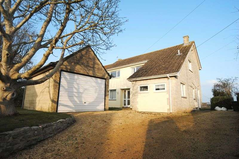 4 Bedrooms Detached House for sale in Main Street, Barton St David