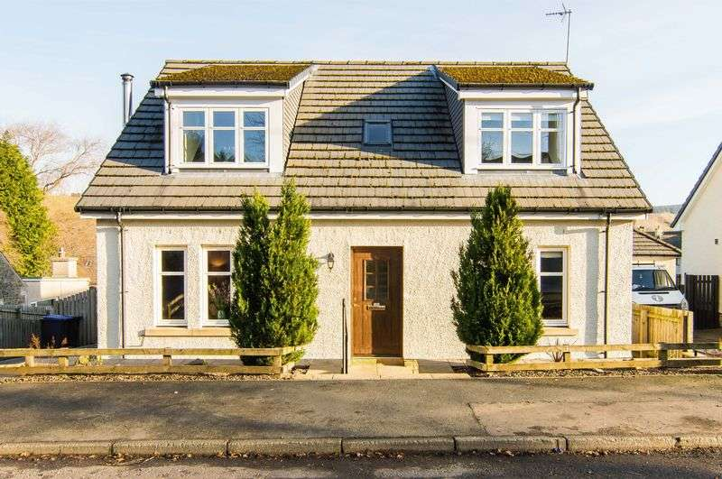 4 Bedrooms Detached House for sale in 7b Old Stage Road, Fountainhall, Scottish Borders, TD1 2SY