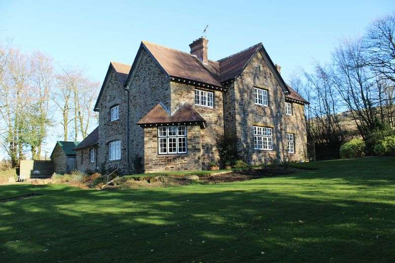 6 Bedrooms Detached House for sale in Sourton, Okehampton