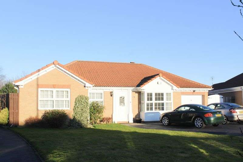 4 Bedrooms Detached Bungalow for sale in Cornwallis Close, Brotton