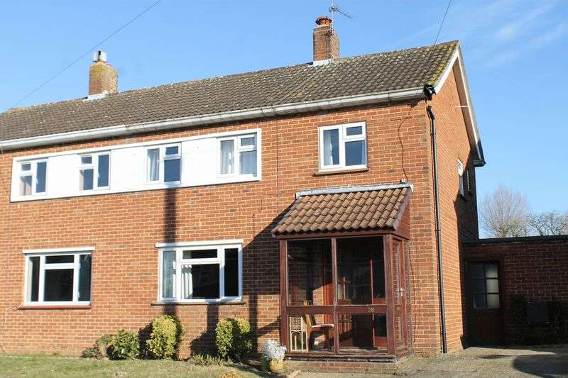 3 Bedrooms Semi Detached House for sale in Merrow
