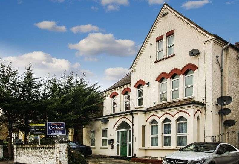 3 Bedrooms Flat for sale in Southwood Road, New Eltham SE9