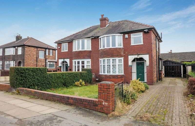 3 Bedrooms Semi Detached House for sale in Newearth Road, Worsley