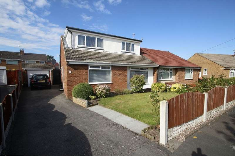 3 Bedrooms Semi Detached Bungalow for sale in Sussex Close, Pensby