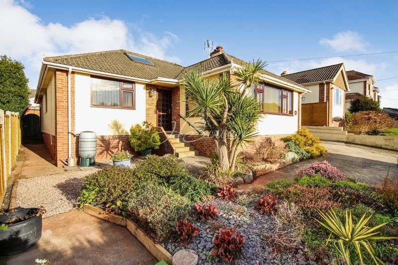 3 Bedrooms Detached Bungalow for sale in Roundhill Road, Livermead, Torquay
