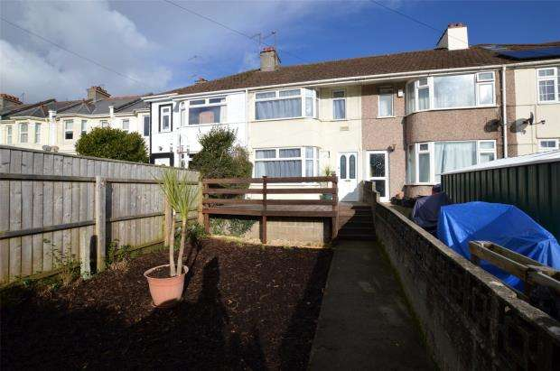 3 Bedrooms Terraced House for sale in Billacombe Road, Plymouth, Devon