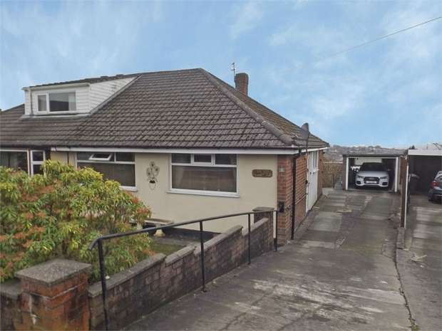 2 Bedrooms Semi Detached Bungalow for sale in Peel Mount, Blackburn, Lancashire