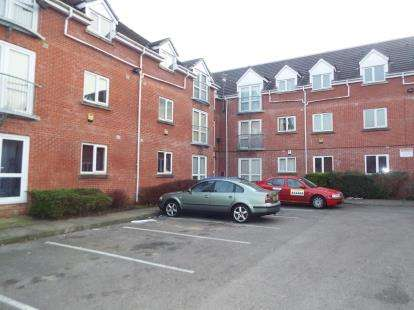 2 Bedrooms Flat for sale in Little Moss Court, 1 Little Moss Lane, Manchester, Greater Manchester