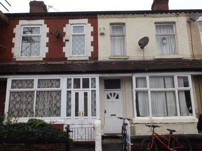 3 Bedrooms Terraced House for sale in Broadfield Road, Moss Side, Manchester, Greater Manchester