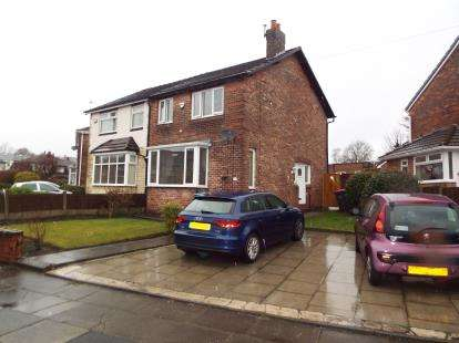 3 Bedrooms Semi Detached House for sale in St. Georges Crescent, Worsley, Manchester, Greater Manchester