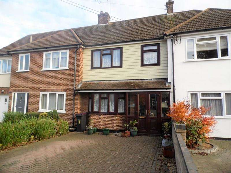 3 Bedrooms Terraced House for sale in Louis Drive East, Rayleigh