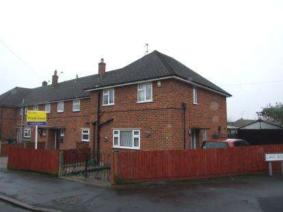 3 Bedrooms Semi Detached House for sale in Cave Road, Barrow-Upon-Soar, Loughborough, Leicestershire