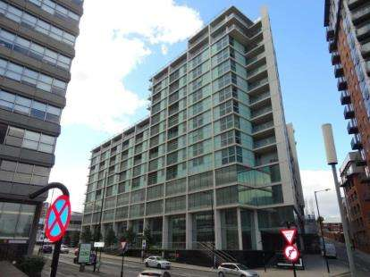 2 Bedrooms Flat for sale in City Point, 1 Solly Street, Sheffield, South Yorkshire