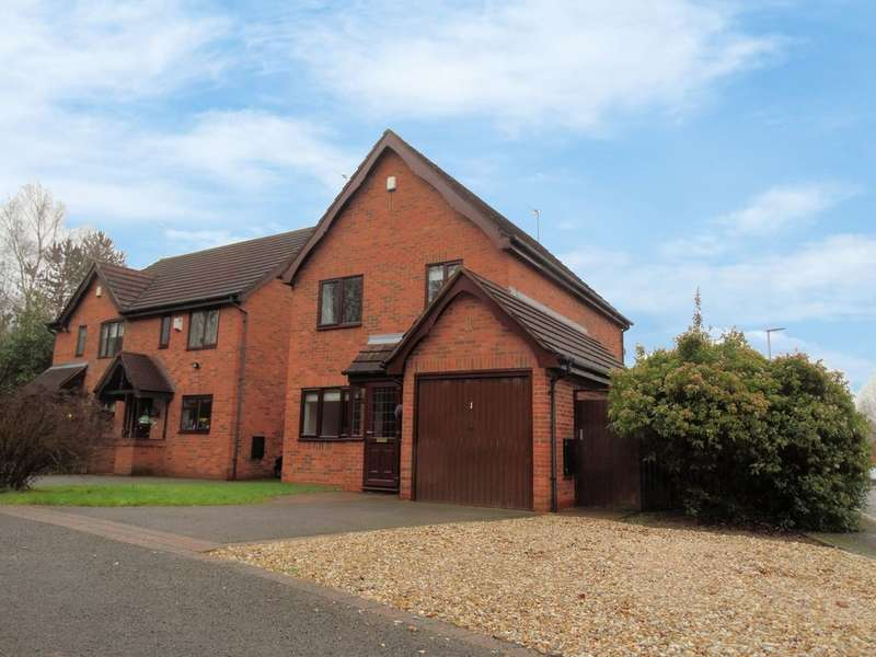 3 Bedrooms Semi Detached House for sale in Ashbrook Crescent, Solihull