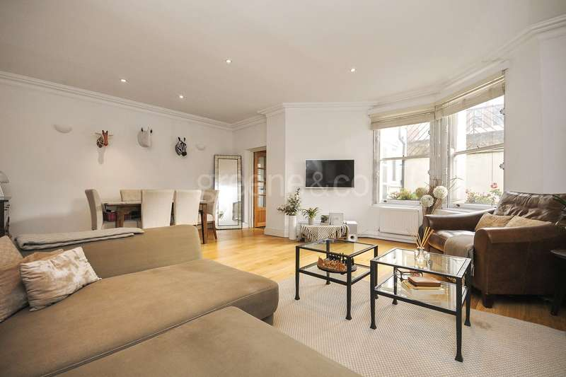 2 Bedrooms Flat for sale in Westside Court, Elgin Avenue, London, W9