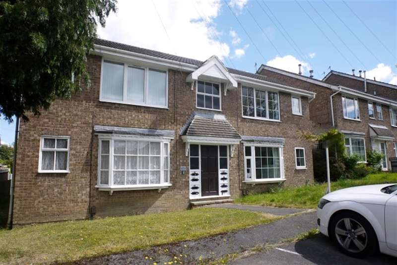 1 Bedroom Flat for sale in Fieldway Rise, Rodley, Leeds, LS13 1EJ